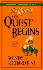 Elfquest 02: The Quest Begins by Wendy Pini, Richard Pini