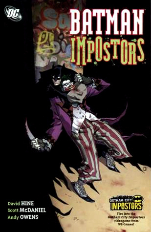 Batman: Impostors by David Hine, Scott McDaniel, Andy Owens