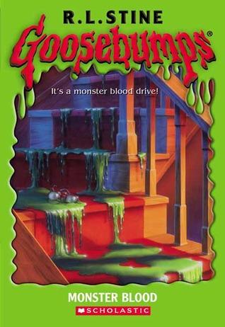 Monster Blood by R.L. Stine