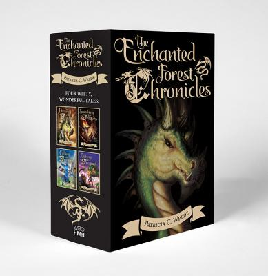 The Enchanted Forest Chronicles: (boxed Set) by Patricia C. Wrede
