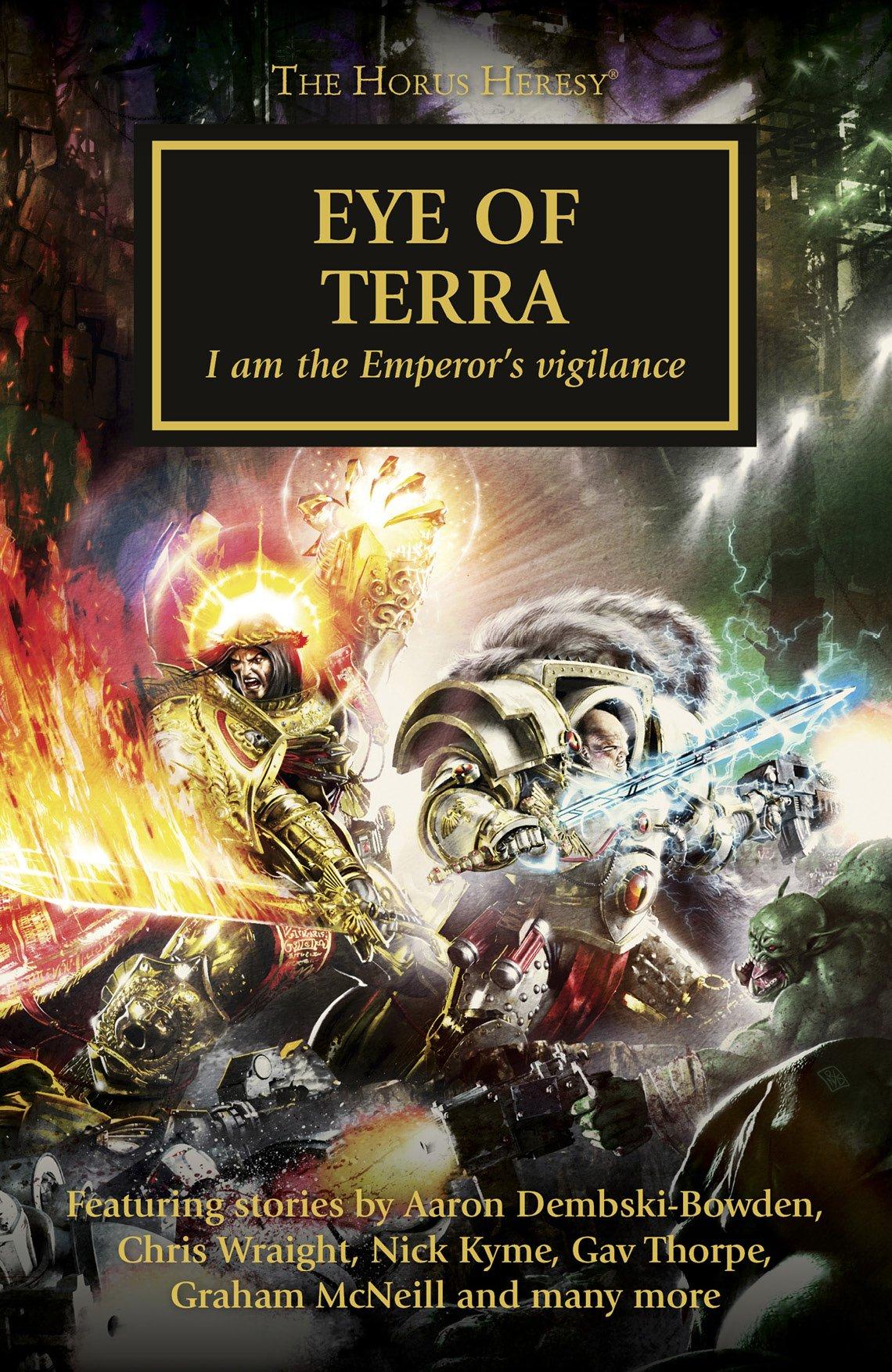 Eye of Terra by L.J. Goulding