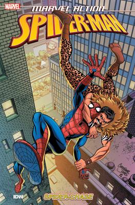 Marvel Action: Spider-Man: Spider-Chase by Christopher Jones, Erik Burnham