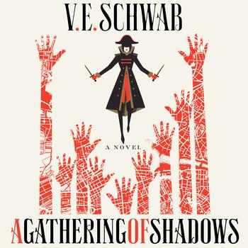 A Gathering of Shadows by V.E. Schwab