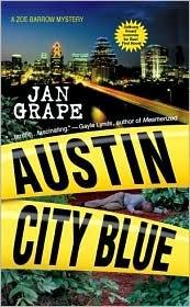 Austin City Blue by Jan Grape