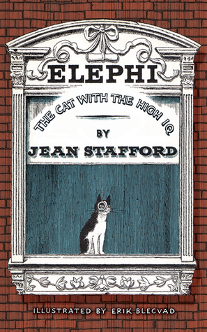 Elephi: The Cat with the High IQ by Erik Blegvad, Jean Stafford