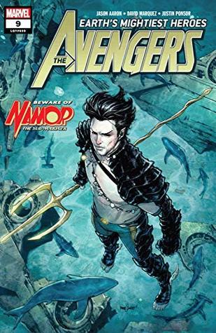Avengers (2018-) #9 by David Marquez, Jason Aaron