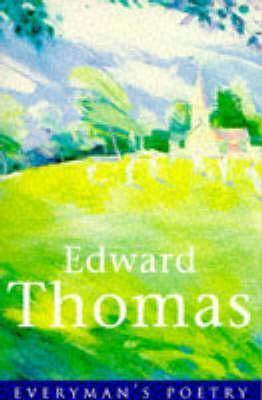 Edward Thomas by Edward Thomas, William Cooke