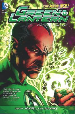 Green Lantern Vol. 1: Sinestro (the New 52) by Geoff Johns