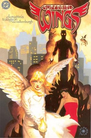 Supergirl: Wings by Sherilyn van Valkenburgh, Jamie Tolagson, J.M. DeMatteis