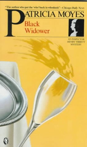 Black Widower by Patricia Moyes