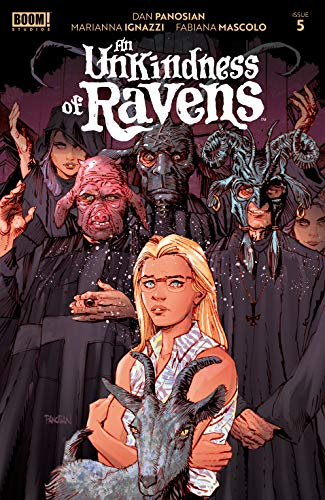 An Unkindness of Ravens #5 by Dan Panosian