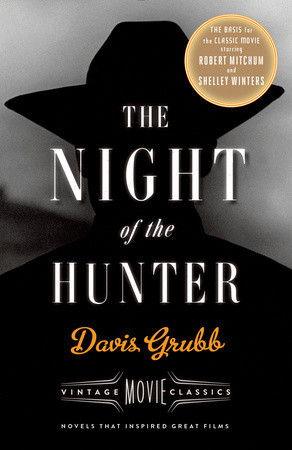 The Night of the Hunter: Vintage Movie Classics by Davis Grubb