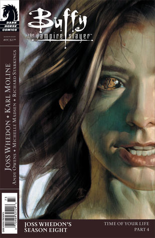 Buffy the Vampire Slayer: Time of Your Life, Part 4 by Richard Starkings, Michelle Madsen, Karl Moline, Joss Whedon, Andy Owens