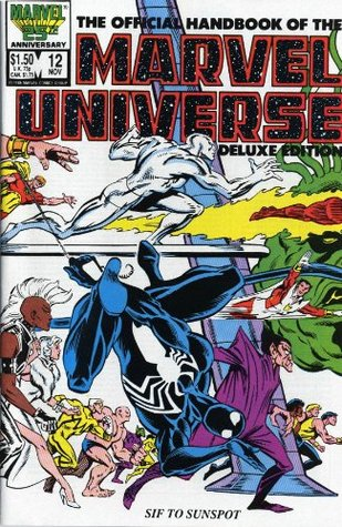 Essential Official Handbook of the Marvel Universe - Deluxe Edition, Vol. 2 by Dave Cockrum, Mark Gruenwald, Bob Layton, John Byrne, Eliot R. Brown, Peter Sanderson