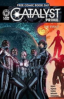 Catalyst Prime: The Event by Joe Illidge, Christopher J. Priest
