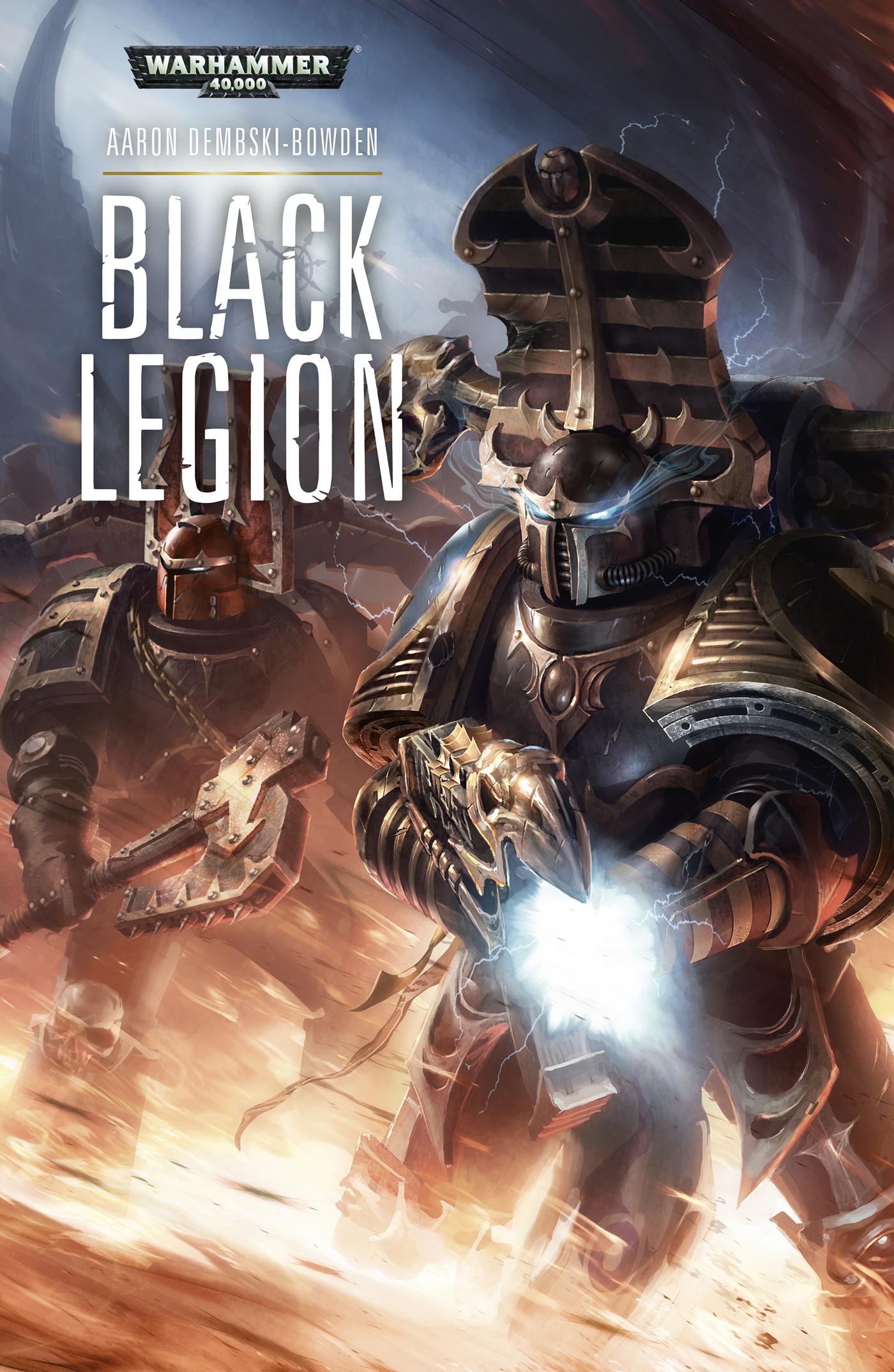 Black Legion by Aaron Dembski-Bowden