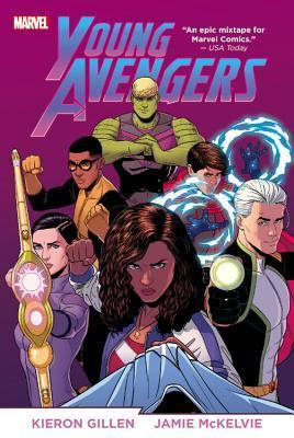 Young Avengers Omnibus by Jamie McKelvie, Matthew Wilson, Kieron Gillen