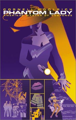 Phantom Lady by William Irish, Cornell Woolrich