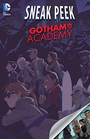 DC Sneak Peek: Gotham Academy #1 by Brenden Fletcher, Becky Cloonan, Mingjue Helen Chen