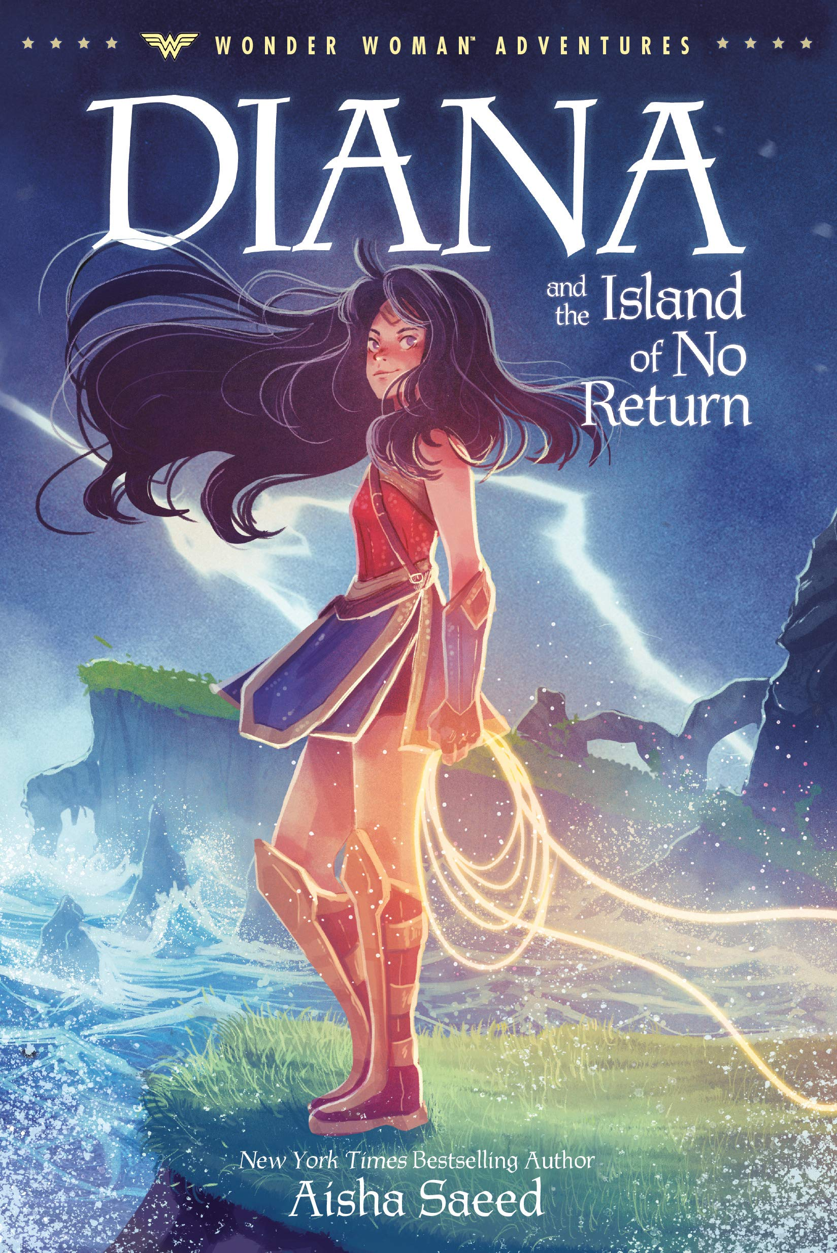 Diana and the Island of No Return by Aisha Saeed