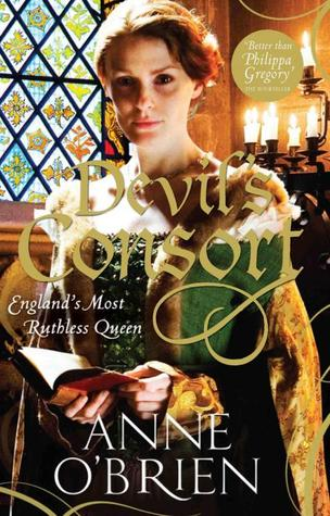 Devil's Consort by Anne O'Brien
