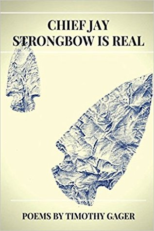Chief Jay Strongbow is Real by Timothy Gager