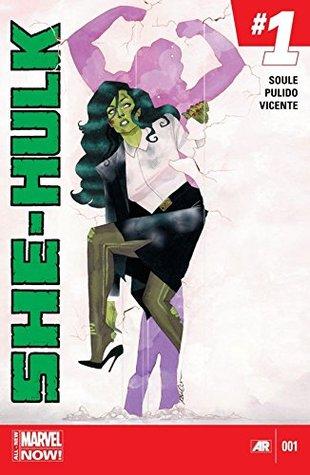 She-Hulk #1 by Kevin Wada, Charles Soule, Javier Pulido, Mutsa Vicente