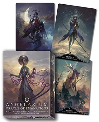 Angelarium: Oracle of Emanations by Eli Minaya, Peter Mohrbacher