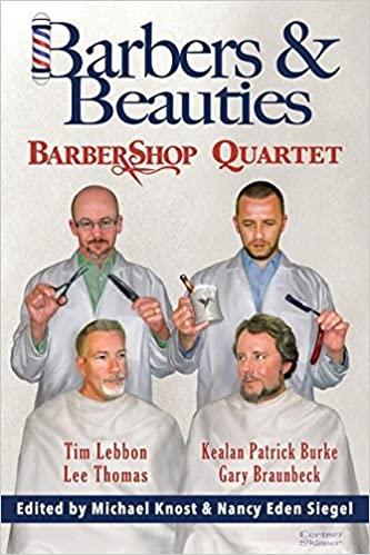 Barbers & Beauties by Rhodi Hawk, Roberta Lannes, Gary A. Braunbeck, Michael Knost, Fran Friel, Lee Thomas, Nancy Eden Siegel, Tim Lebbon, Kealan Patrick Burke, Lisa Morton