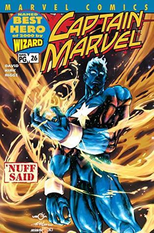 Captain Marvel (2000-2002) #26 by Alvin Lee, Leonard Kirk, UDON Studios, Peter David, Arnold Tsang