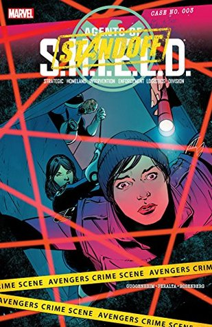 Agents of S.H.I.E.L.D. #3 by German Peralta, Mike Norton, Marc Guggenheim