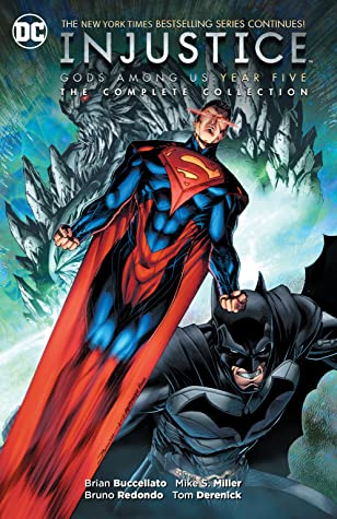 Injustice: Gods Among Us: Year Five - The Complete Collection by Brian Buccellato