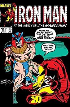 Iron Man (1968-1996) #181 by Dennis O'Neil