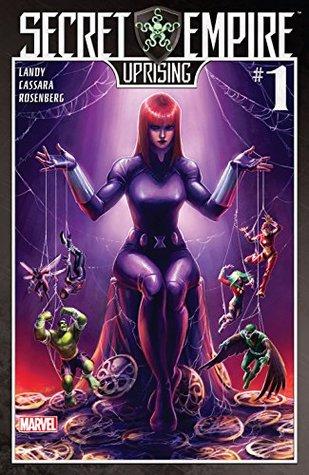 Secret Empire: Uprising #1 by Derek Landy, Joshua Cassara