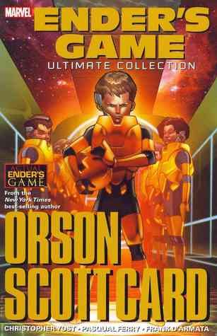 Ender's Game Ultimate Collection by Pasqual Ferry, Christopher Yost, Orson Scott Card, Frank D'Armata