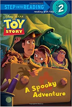 Toy Story: A Spooky Adventure (Step Into Reading - Level 2 - Quality) by Apple Jordan