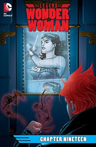 The Legend of Wonder Woman (2015-) #19 by Renae De Liz