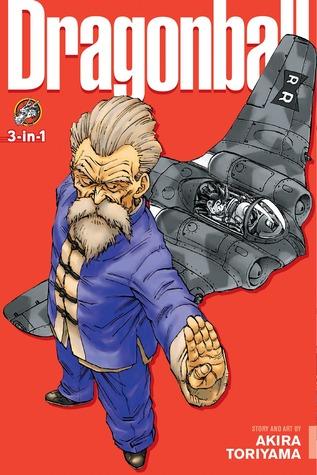 Dragon Ball (3-in-1 Edition), Vol. 2: Includes vols. 4, 56 by Akira Toriyama