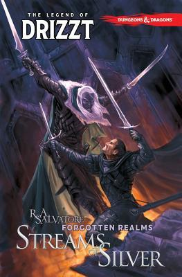 Dungeons & Dragons: The Legend of Drizzt, Volume 5: Streams of Silver by Val Semeiks, Andrew Dabb, R.A. Salvatore