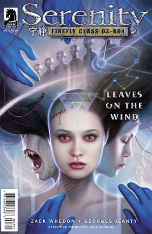 Serenity: Leaves on the Wind #3 by Georges Jeanty, Karl Story, Zack Whedon, Laura Martin