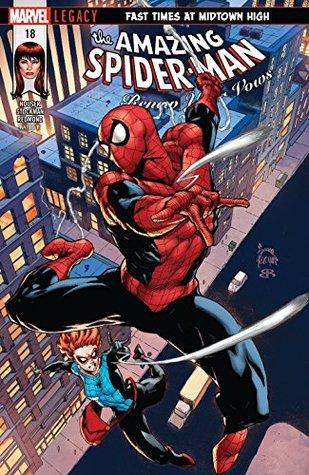 Amazing Spider-Man: Renew Your Vows (2016-2018) #18 by Ryan Stegman, Jody Houser, Nate Stockman
