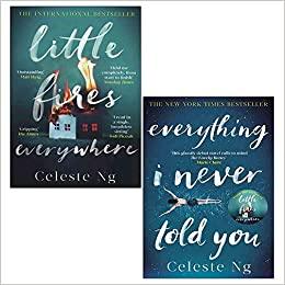 Celeste Ng Collection 2 Books Set (Everything I Never Told You, Little Fires Everywhere) by Celeste Ng