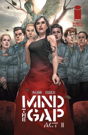 Mind the Gap #16 by Jim McCann