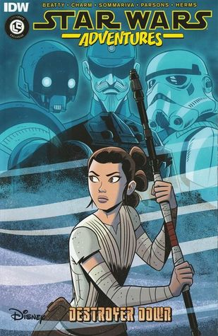 Star Wars Adventures: Destroyer Down by Sean Parsons, Tom B. Long, Jon Sommariva, Matt Herms, Scott Beatty, Derek Charm