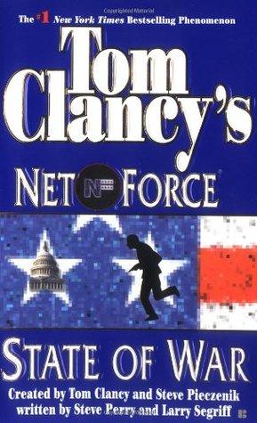 State of War by Steve Perry, Larry Segriff, Steve Pieczenik, Tom Clancy
