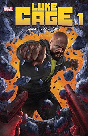 Luke Cage #1 by Rahzzah, Nelson Blake II, David F. Walker