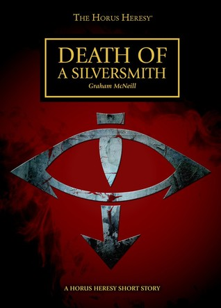 Death of a Silversmith by Graham McNeill