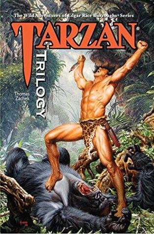 Tarzan Trilogy by Thomas Zachek, Joe Jusko, Douglas Klauba