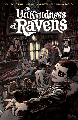 An Unkindness of Ravens #1 by Dan Panosian