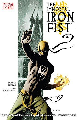 Immortal Iron Fist #1 by Ed Brubaker, Len Wein, Duane Swierczynski, Roy Thomas, Matt Fraction